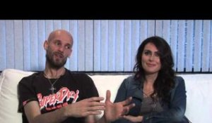 Within Temptation interview - Sharon en Robert (deel 2)