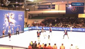 PSG Handball - US Ivry : le match