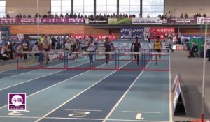 Finale 60 m haies Juniors Filles