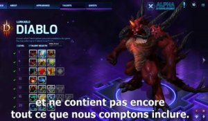 Heroes of the storm : Présentation de l'alpha