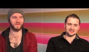 Wild Beasts interview - Tom and Hayden (part 2)