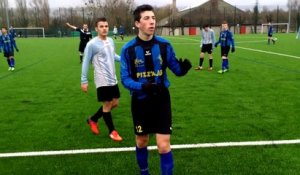 Match u17 psv  heillecourt 22 02 2014