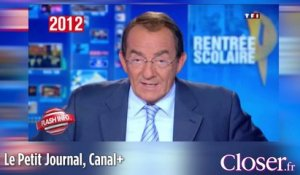 Zapping : le Petit Journal tacle Jean-Pierre Pernaut