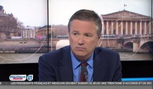 "Nicolas Dupont-Aignan : ""le remaniement est un artifice !"""