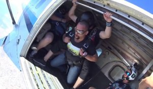 Charles Revels Tandem Skydiving at Skydive Elsinore