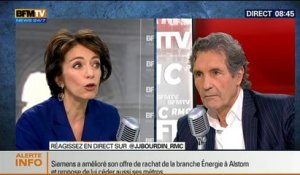 Bourdin Direct: Marisol Touraine - 30/04