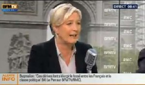 Bourdin Direct: Marine Le Pen - 27/05