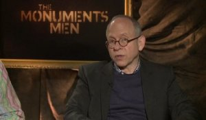 Monuments Men - Interview Bob Balaban (2) VO