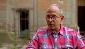 Monuments Men - Interview Bob Balaban VO