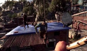 Dying Light - E3 2014 Gameplay Trailer [FR]