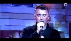 "Sam Smith "" Stay with me"" - C à vous - 05/06/2014"