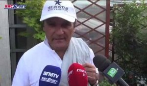 "Tennis / Toni Nadal : ""Son meilleur match à Paris"" 06/06"