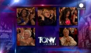 "Audra McDonald, Bryan Cranston et ""All the way"" sacrés aux Tony Awards"