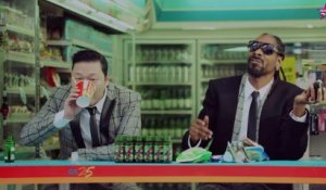 Psy featuring Snoop Dogg, le duo improbable (Vidéo)