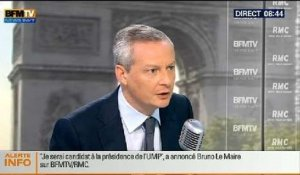 Bourdin Direct : Bruno Le Maire - 11/06
