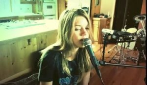 Amazing Lana Del Rey - West Coast - cover by a 14 years old girl!