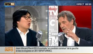 Bourdin Direct : Jean-Vincent Placé - 27/06