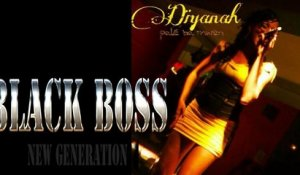 BLACK BOSS TV 2014  - Itw DIYANAH 2014