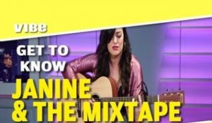 Watch: Janine And The Mixtape Performs 'Hold Me', Talks 'Love & Hip-Hop' Feature