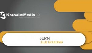 Burn - Ellie Goulding - KARAOKE HQ