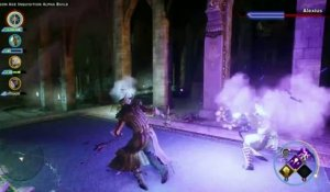 Dragon Age 3 : Inquisition (XBOXONE) - Gameplay commenté de la demo E3 2014 part II