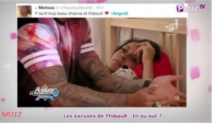 Public Zap : les excuses de Thibault des Anges 6 à Shanna : In ou out ?