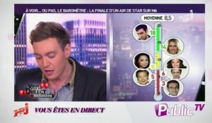 Zapping PublicTV n°447 : Valérie Bègue imite à la perfection Christina Aguilera !