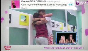 Public Zap : Vincent, le candidat en chaleur de Secret Story : In ou Out ?