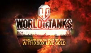 World Of Tanks Xbox 360 Edition - Tir rapide