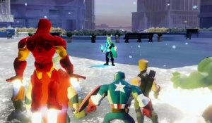 Disney Infinity 2.0 : Marvel Super Heroes - L'édition collector exclusive PlayStation