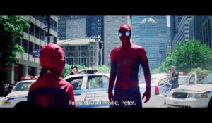 Bande-annonce : The Amazing Spider-Man : Le Destin d'un Héros - (2) VOST