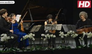 Exclusive Encounters at the Verbier Festival - Franck, Quintet for piano and strings