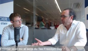 Le 11h02: quel est le sens du Tax Freedom Day ?