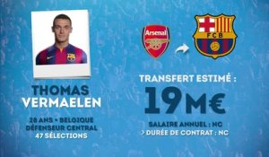 Officiel : Thomas Vermaelen rejoint le Barça !