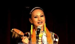Tetseo Sisters perform at Himalayan Writers' Festival