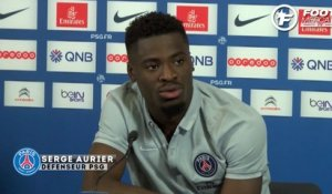 Aurier évoque la retraite internationale de Drogba