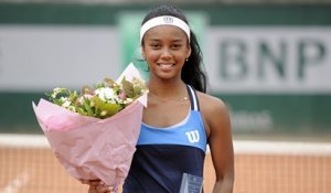 Tessah Andrianjafitrimo, championne de France 15-16 ans 2014