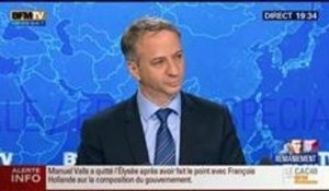 Laurent Baumel: L'invité de Ruth Elkrief - 25/08