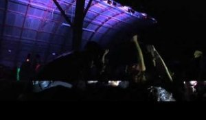 Death Grips Ray-Ban x Boiler Room 001 | SXSW Warehouse Broadcast Live Set
