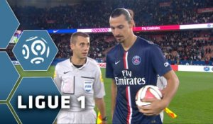 Paris Saint-Germain - AS Saint-Etienne (5-0)  - Résumé - (PSG-ASSE) / 2014-15