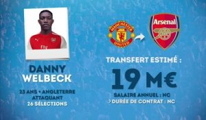 Officiel : Danny Welbeck débarque à Arsenal !