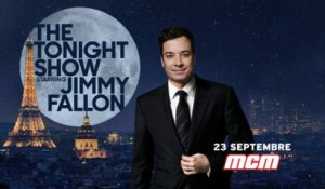 The Tonight Show with Jimmy Fallon sur MCM - Dès le 23 septembre !