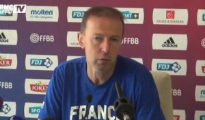 "Mondial de basket / Collet : ""Un match difficile"" - 02/09"