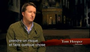 Les Misérables - Making Of (2) VOST