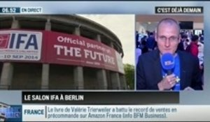 La chronique d'Anthony Morel : le salon IFA de Berlin - 04/09