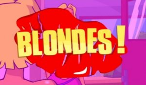 Blondes - Blonde Academy - Episode 7