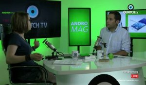 ANDROMAG S02E02 : IFA 2014 : le bilan Android (Samsung, Sony, HTC)