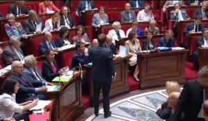 QUESTIONS AU GOUVERNEMENT - Mercredi 17 Septembre 2014