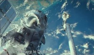 Gravity - Bande-annonce n°2 (VOST)