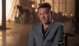 Le Juge - Interview Robert Downey Jr. VO